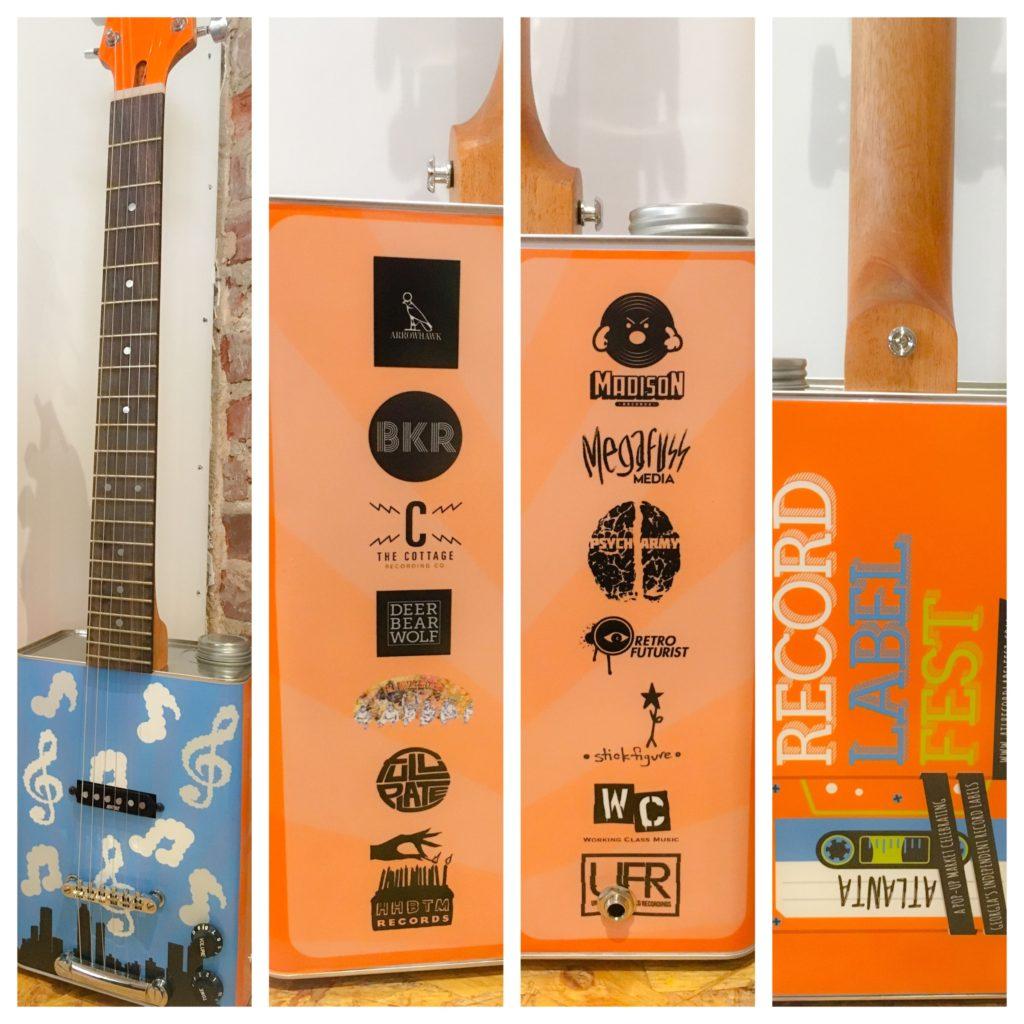 bohemian guitar